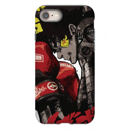 Megalobox Iphone 8 Case Designed By Paísdelasmáquinas