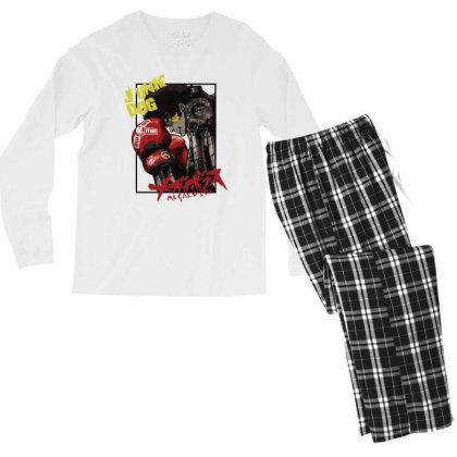 Megalobox Men's Long Sleeve Pajama Set Designed By Paísdelasmáquinas