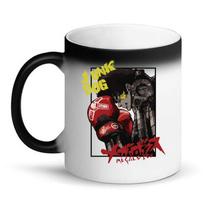 Megalobox Magic Mug Designed By Paísdelasmáquinas