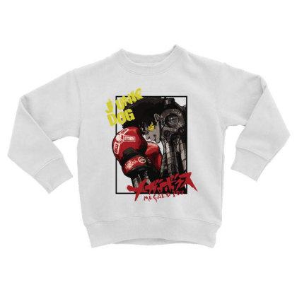 Megalobox Toddler Sweatshirt Designed By Paísdelasmáquinas