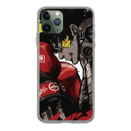 Megalobox Iphone 11 Pro Case Designed By Paísdelasmáquinas