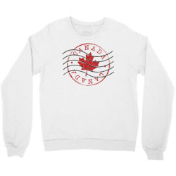 canada stamp Crewneck Sweatshirt | Artistshot