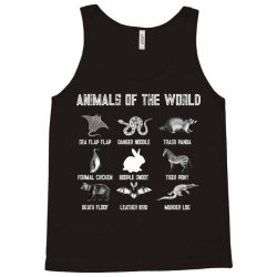 animals of the world for dark Tank Top | Artistshot