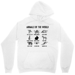 animals of the world for light Unisex Hoodie | Artistshot