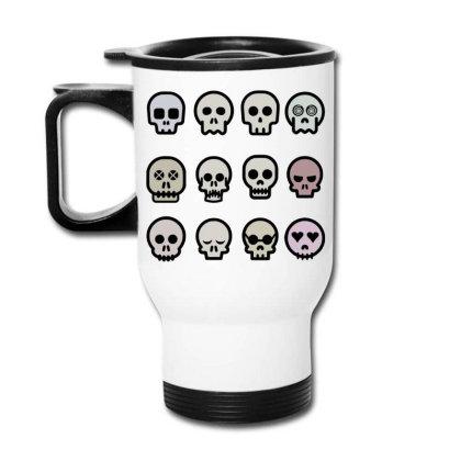 Avatar Emotions Icon Travel Mug Designed By Salmanaz
