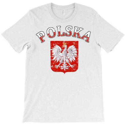 Polska T-shirt Designed By Cogentprint