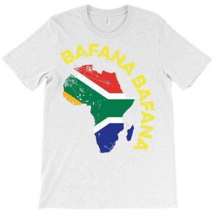 Bafana Bafana T-shirt Designed By Cogentprint