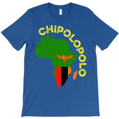 Chipolopolo T-shirt Designed By Cogentprint