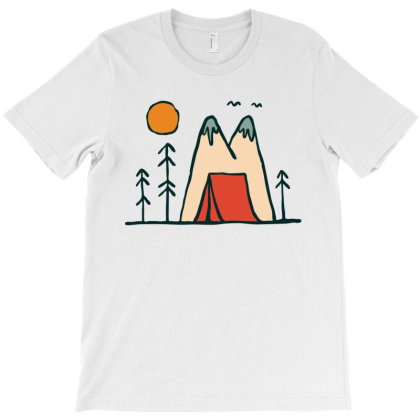 Nature Lover T-shirt Designed By Quilimo