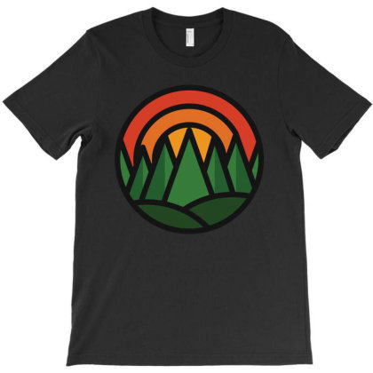 Great Nature T-shirt Designed By Quilimo