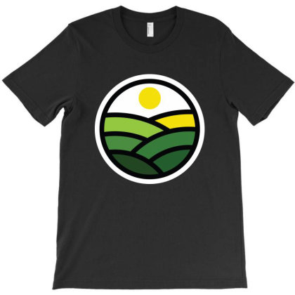 Nature Line T-shirt Designed By Quilimo