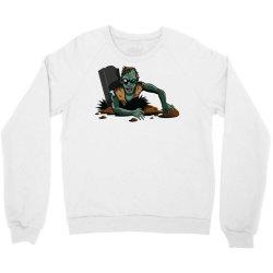 Zombie Apocalypse Crewneck Sweatshirt | Artistshot