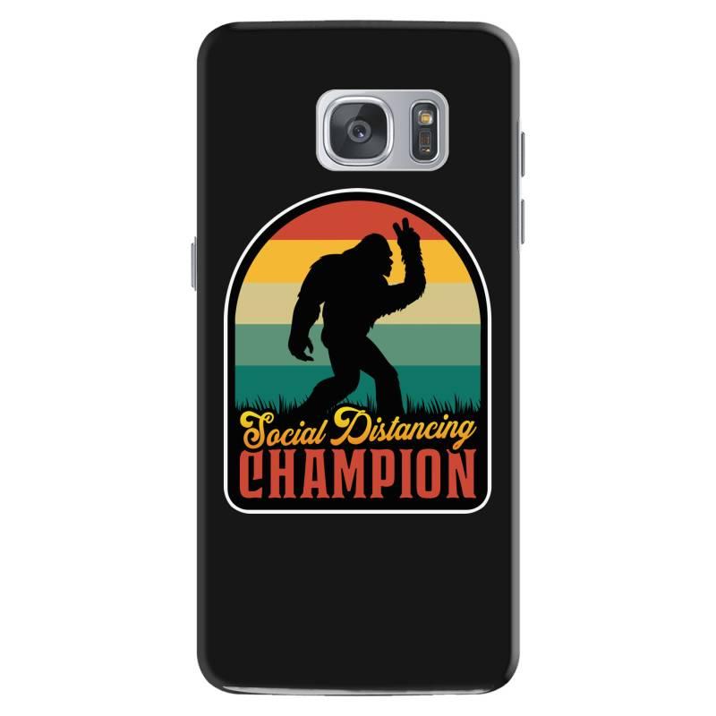 Social Distancing Champion Samsung Galaxy S7 Case   Artistshot