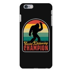 social distancing champion iPhone 6 Plus/6s Plus Case | Artistshot