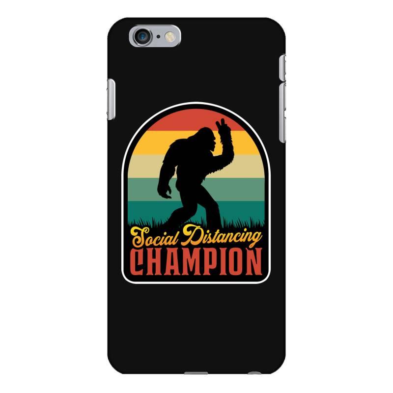 Social Distancing Champion Iphone 6 Plus/6s Plus Case   Artistshot