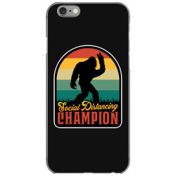 social distancing champion iPhone 6/6s Case | Artistshot