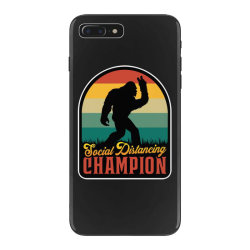 social distancing champion iPhone 7 Plus Case | Artistshot