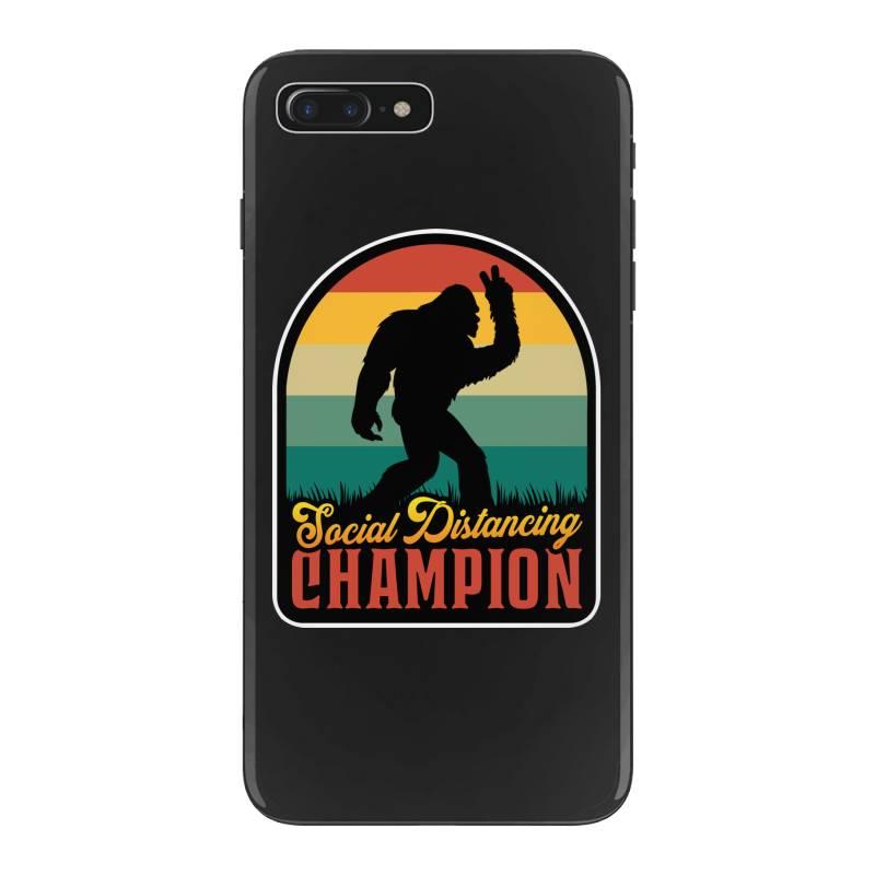 Social Distancing Champion Iphone 7 Plus Case   Artistshot