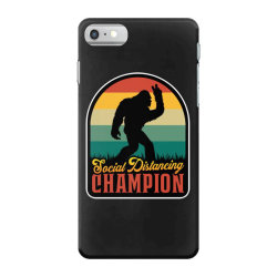 social distancing champion iPhone 7 Case | Artistshot