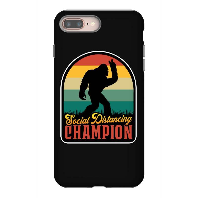 Social Distancing Champion Iphone 8 Plus Case | Artistshot