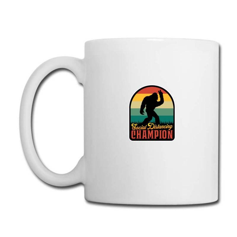 Social Distancing Champion Coffee Mug | Artistshot