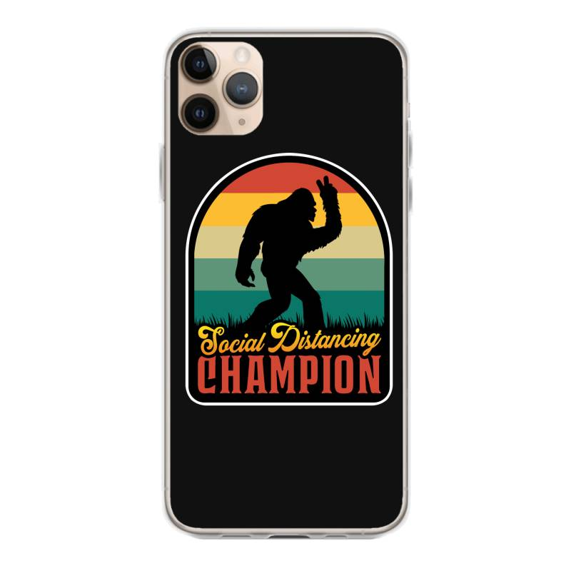 Social Distancing Champion Iphone 11 Pro Max Case | Artistshot