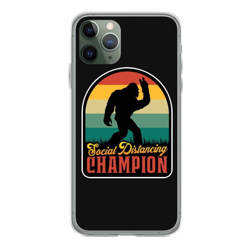 Social Distancing Champion Iphone 11 Pro Case | Artistshot