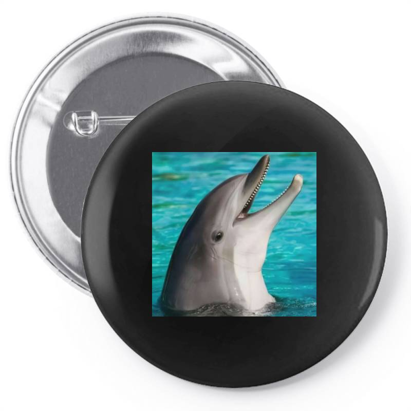 Dolphins Pin-back Button | Artistshot
