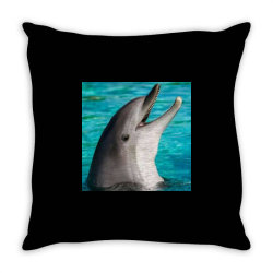 Dolphins Throw Pillow | Artistshot