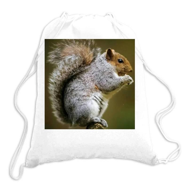 Squirrel Drawstring Bags   Artistshot