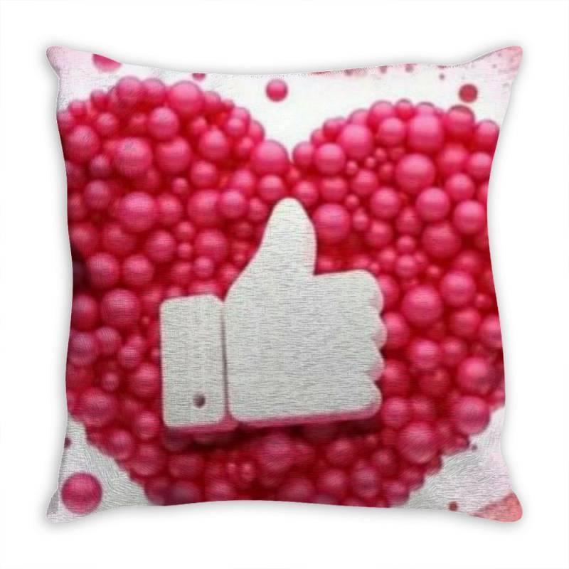 Messages Throw Pillow | Artistshot