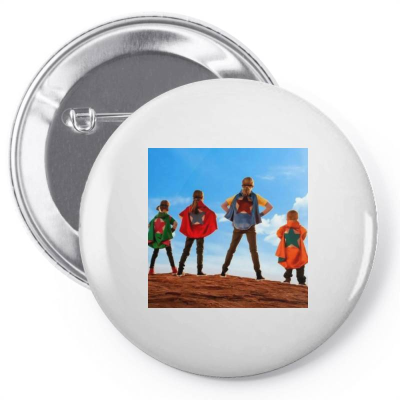 Kick-start Pin-back Button | Artistshot