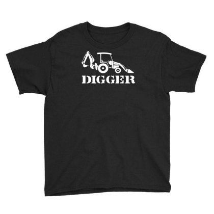 Digger Youth Tee Designed By Tompa Shirt