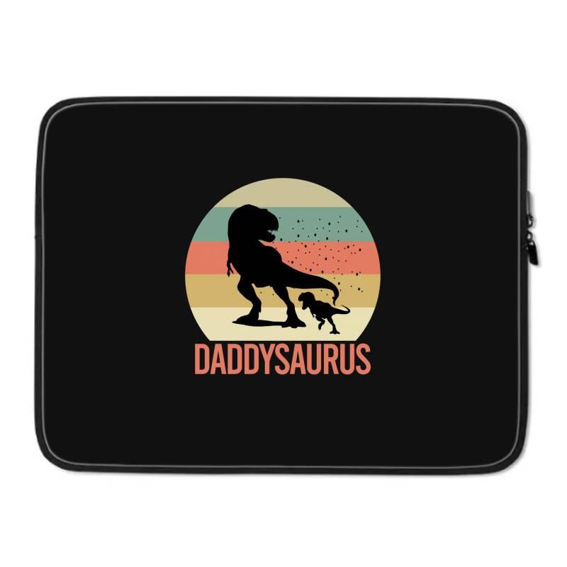 Daddysaurus Laptop Sleeve | Artistshot