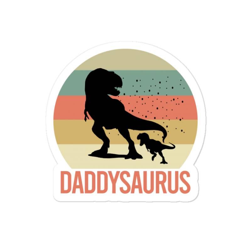 Daddysaurus Sticker | Artistshot