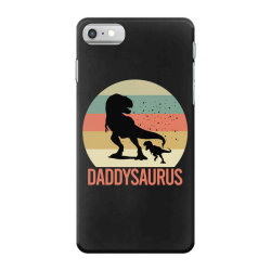Daddysaurus iPhone 7 Case | Artistshot