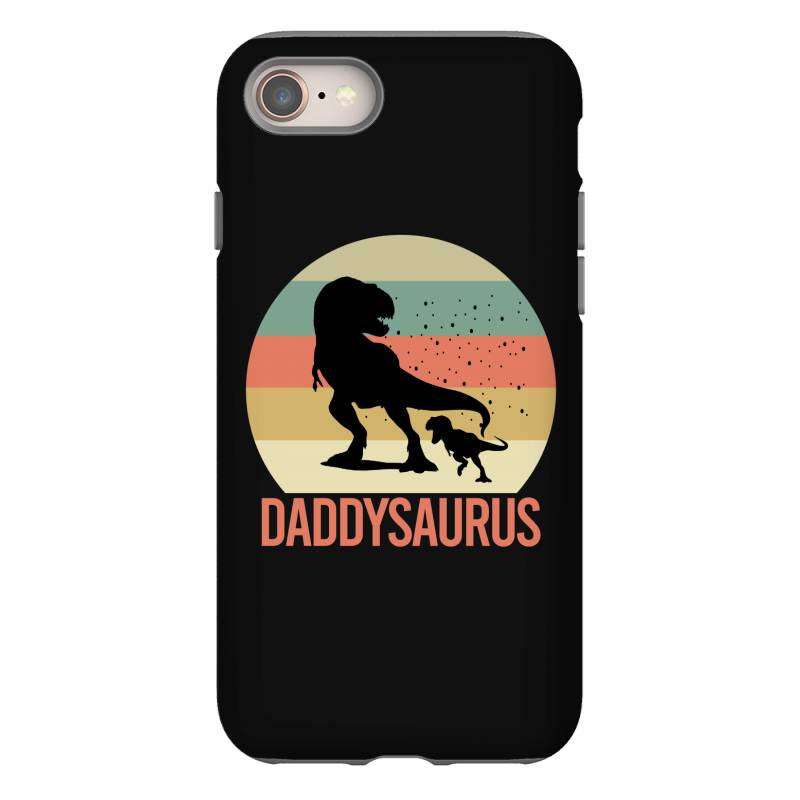 Daddysaurus Iphone 8 Case | Artistshot