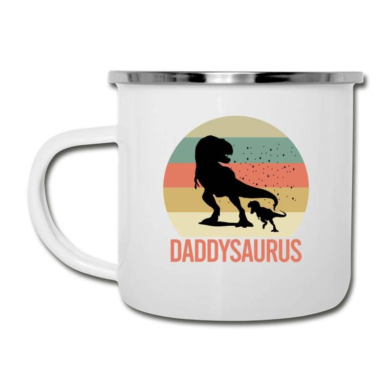 Daddysaurus Camper Cup | Artistshot