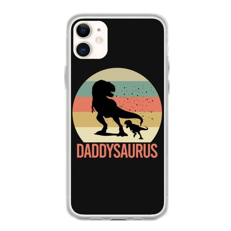 Daddysaurus Iphone 11 Case | Artistshot