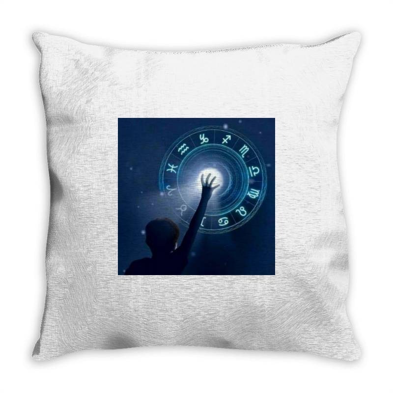 Horoscope Throw Pillow | Artistshot