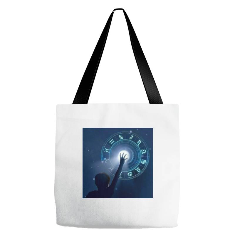 Horoscope Tote Bags | Artistshot