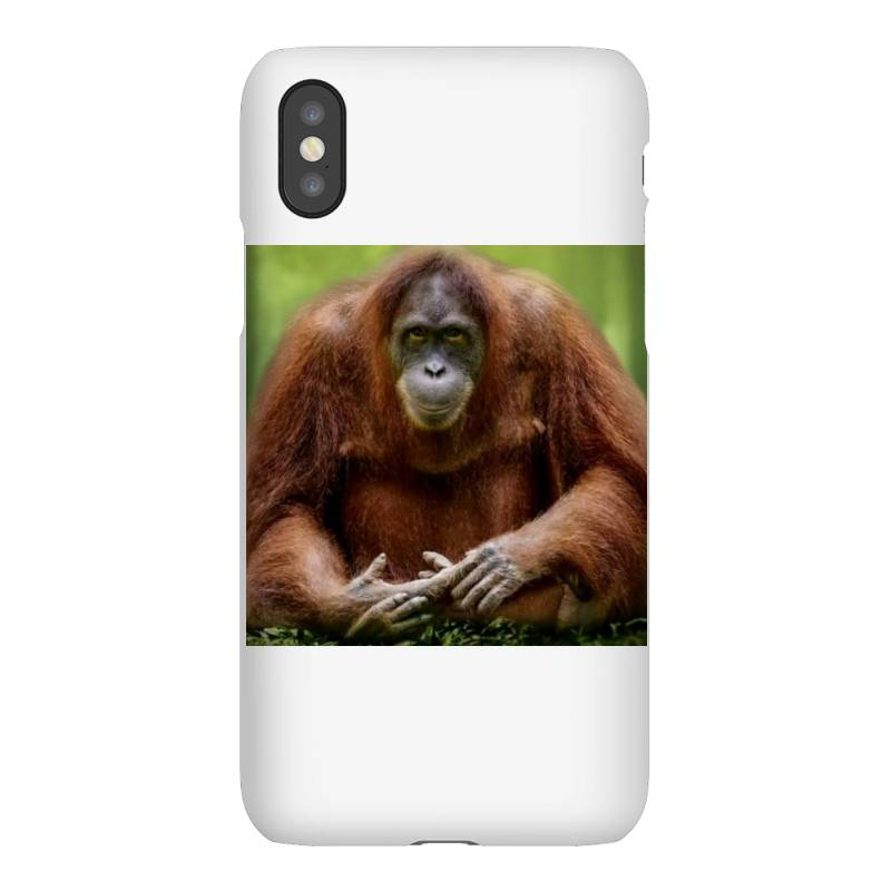 Chimpaji Iphonex Case | Artistshot