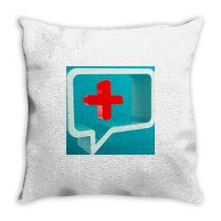 Get help Throw Pillow   Artistshot