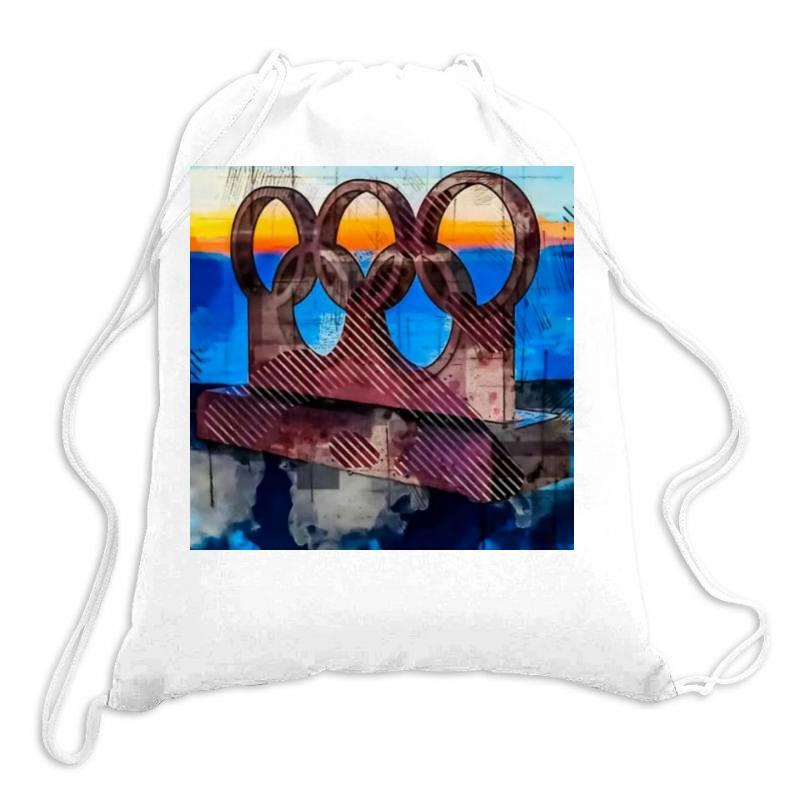 Tokyo 2020 Drawstring Bags | Artistshot