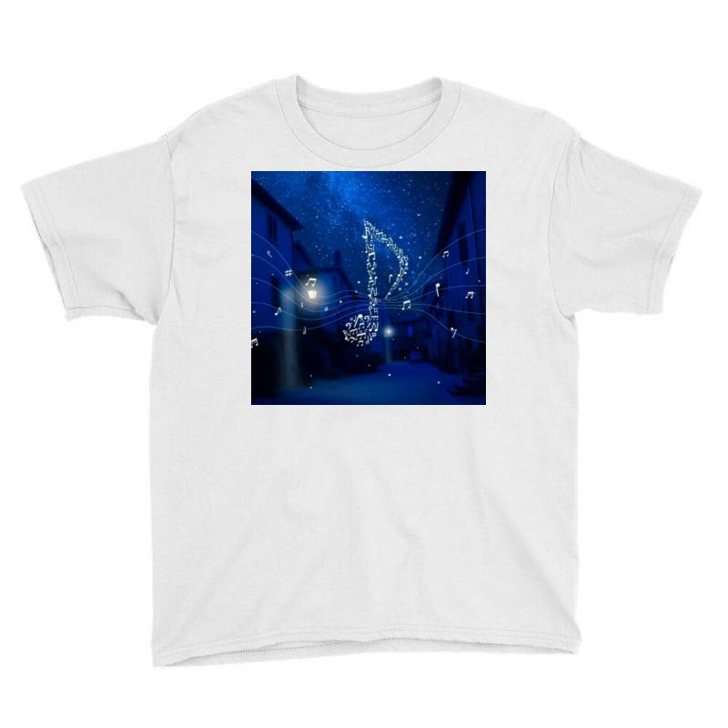Sing From Windows Youth Tee   Artistshot