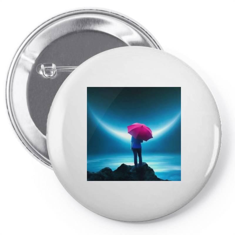Positive Pin-back Button | Artistshot