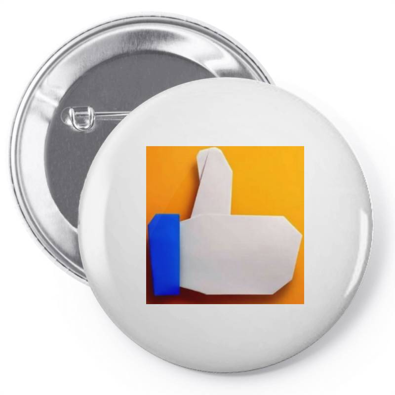 Cross Posting Pin-back Button | Artistshot