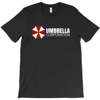 Umbrella Corporation T-shirt Designed By Jetstar99