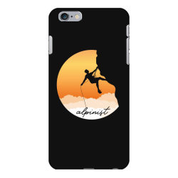 alpinist iPhone 6 Plus/6s Plus Case | Artistshot