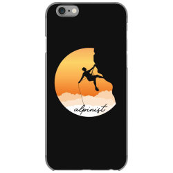 alpinist iPhone 6/6s Case | Artistshot